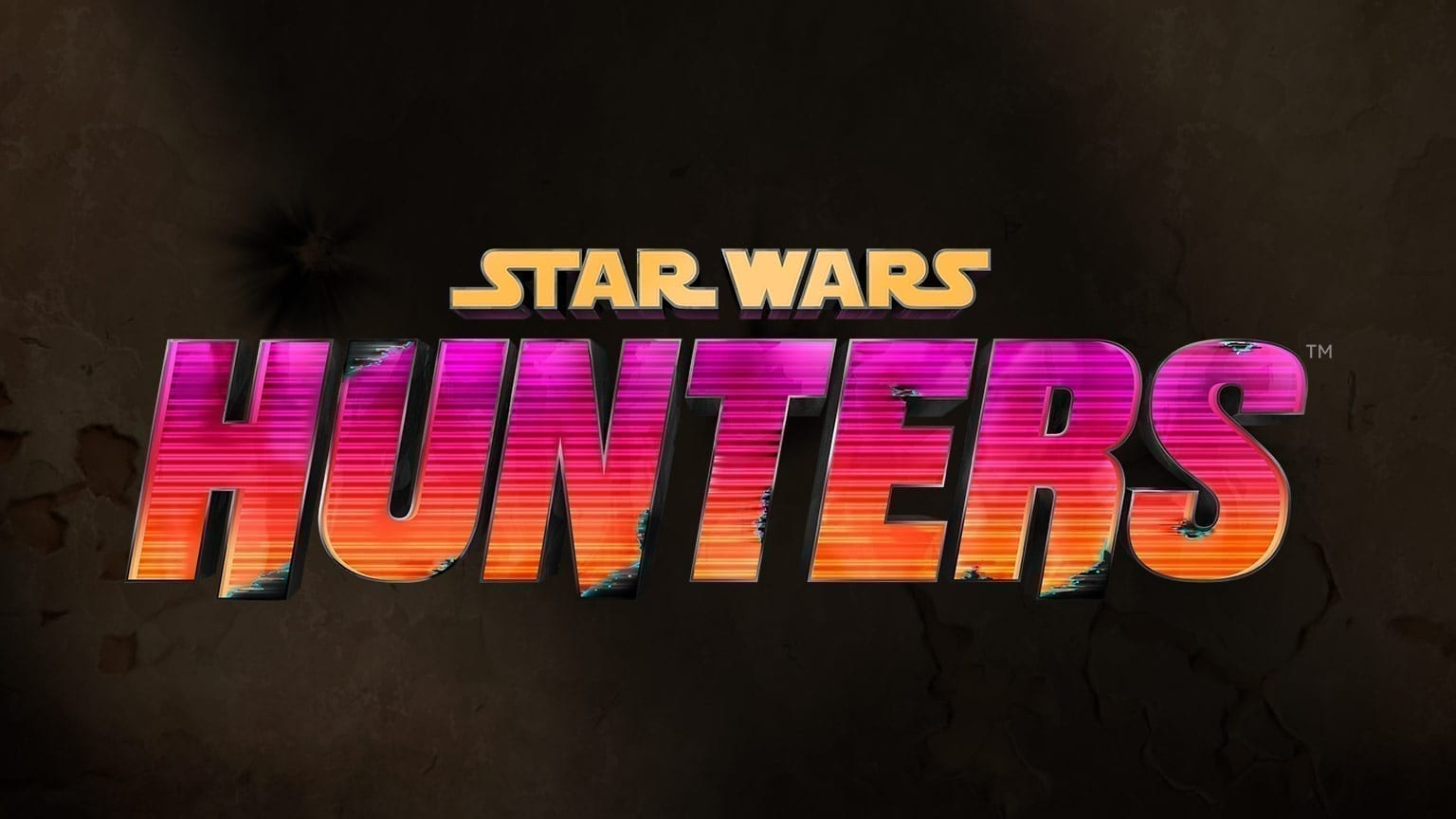Star Wars Hunters Logo