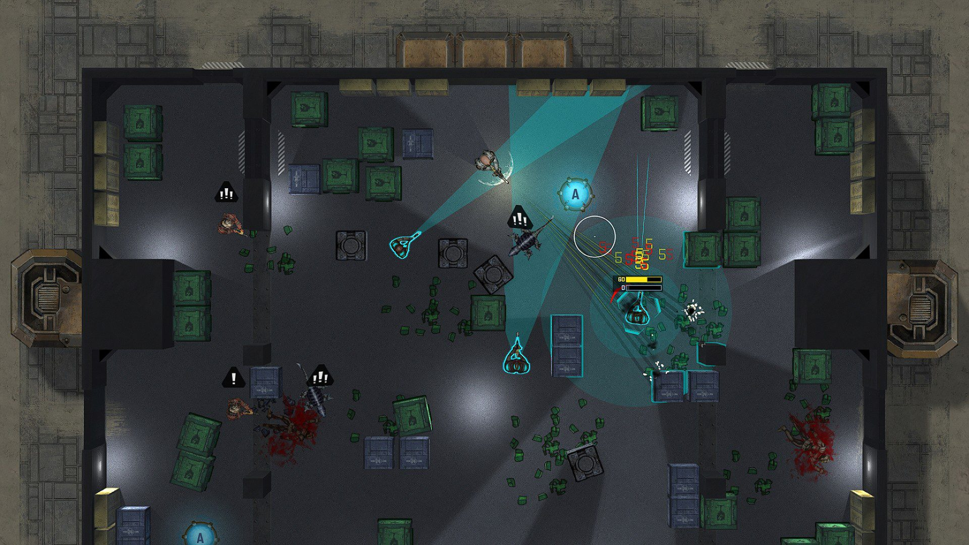 Tactical Troops Anthracite Shift Screensot 03