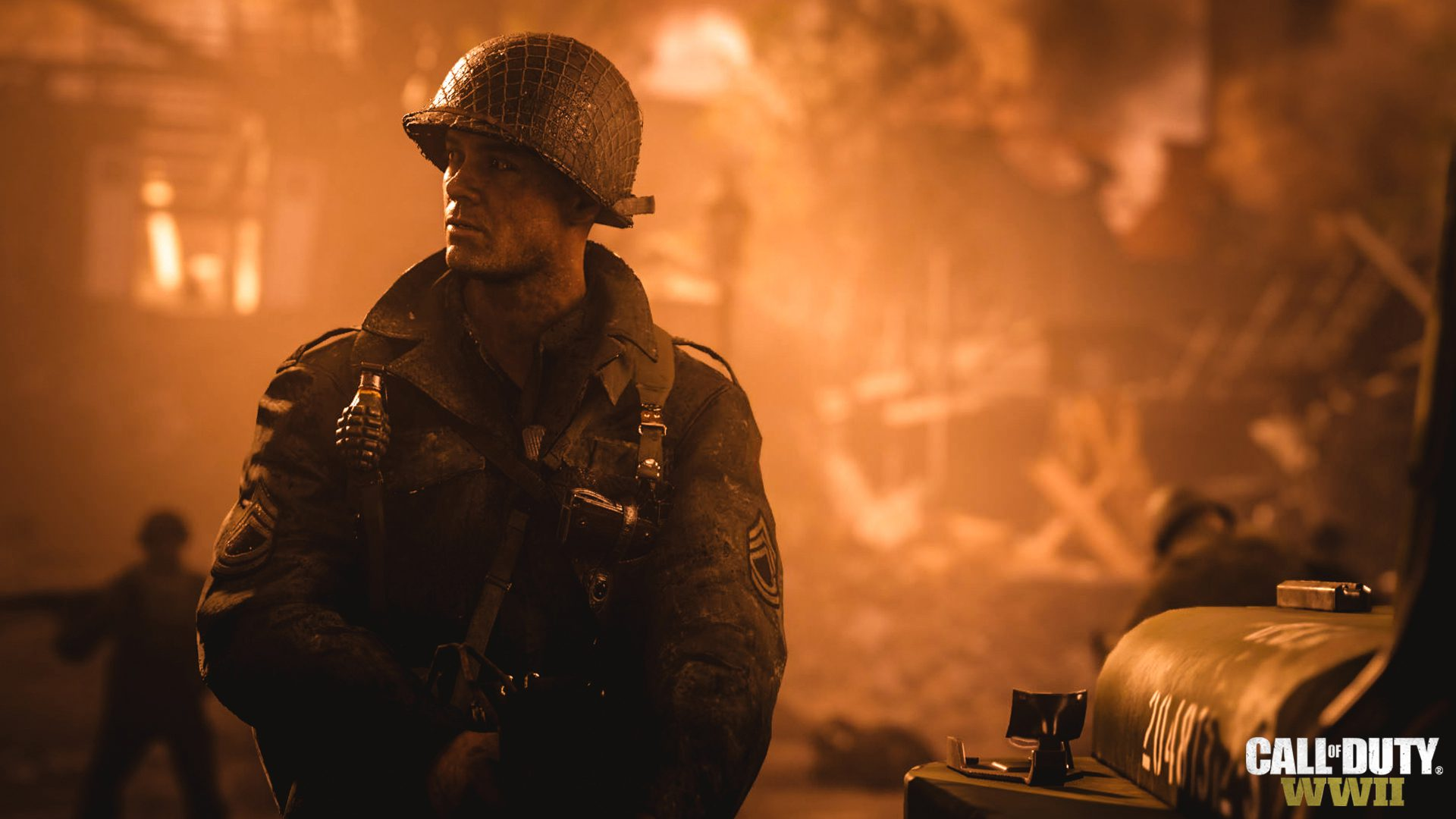 Sledgehammer Games Could Be Developing 2021's Call Of Duty.
