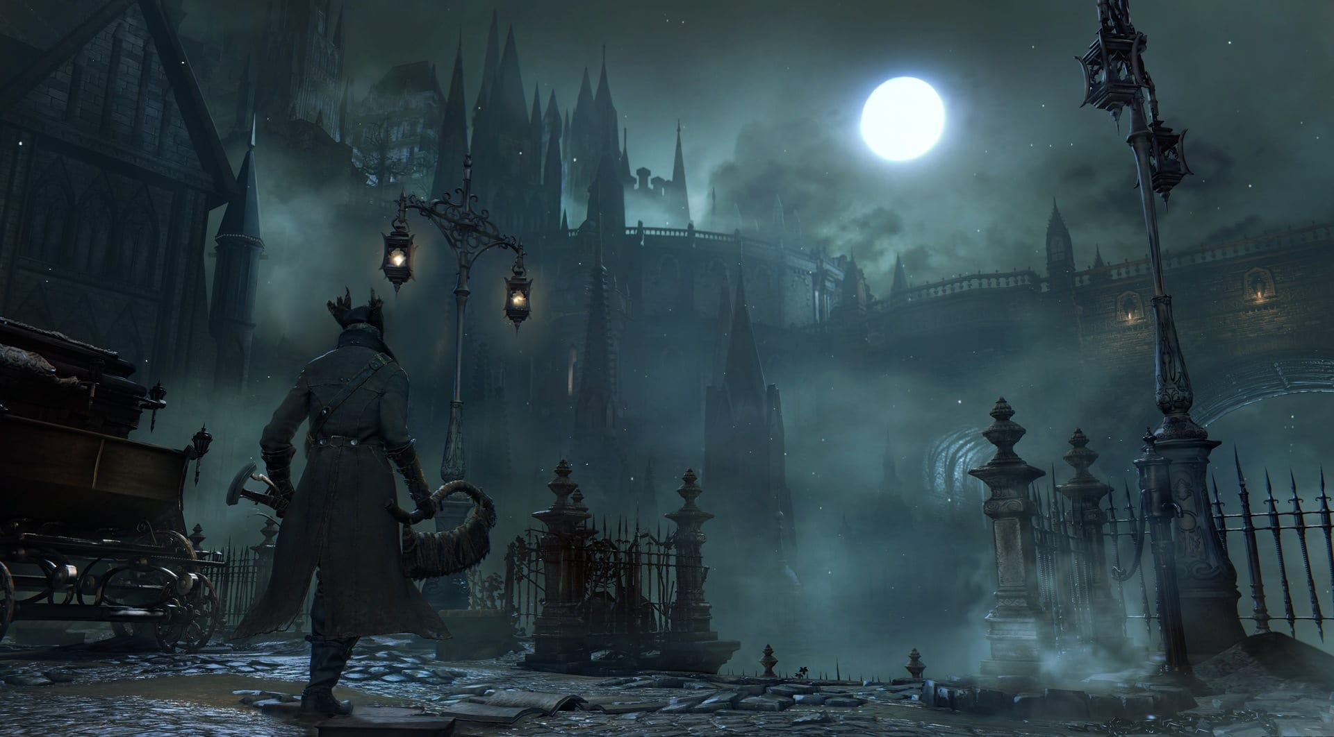 Bloodborne Press Photo