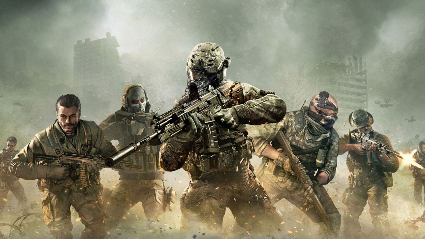 Call Of Duty Mobile Season 2 Drops March 10.