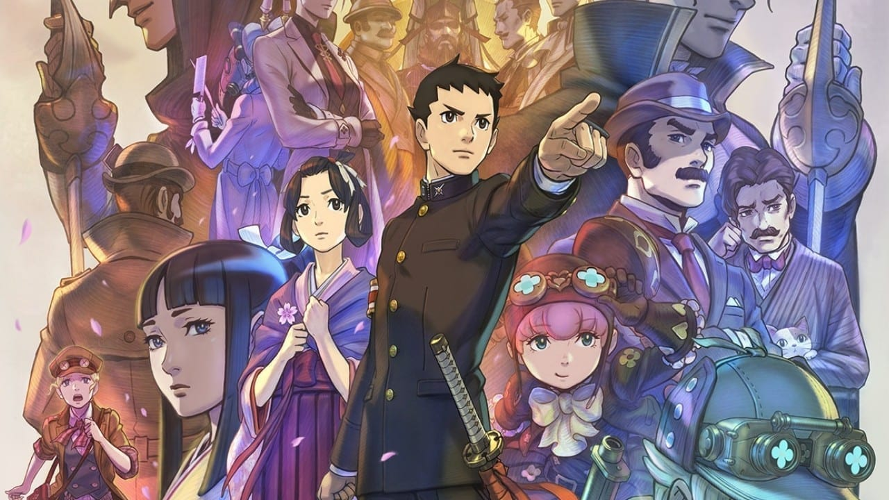 Great Ace Attorney Chronicles Announced