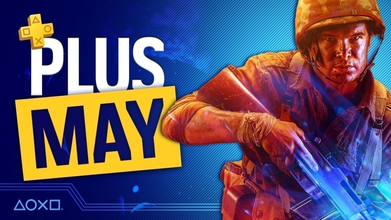 PS Plus May Monthly Games