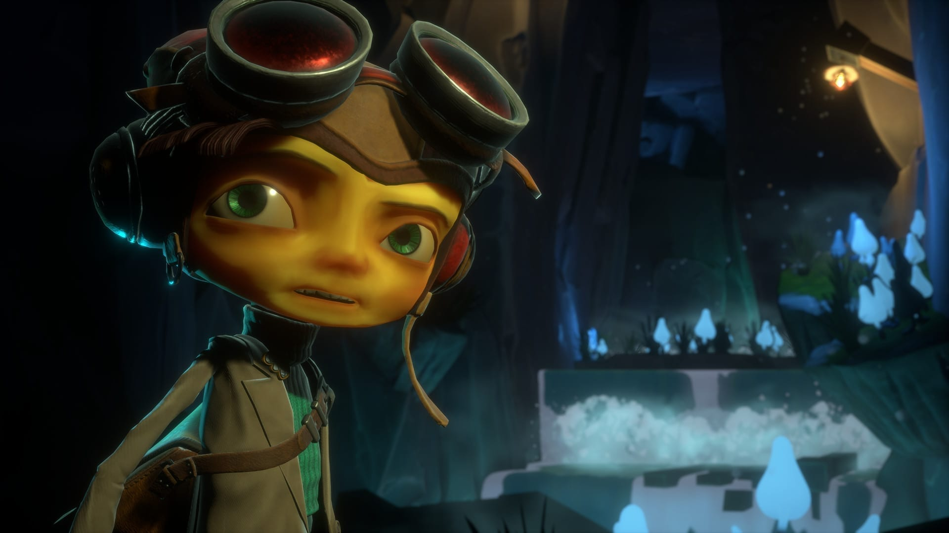 Psychonauts 2 playable state