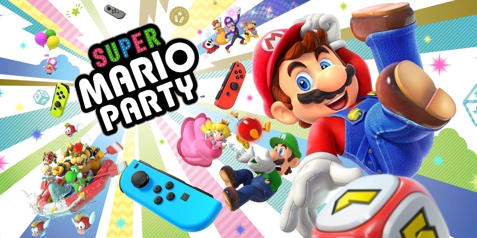 Super Mario Party Online Modes Update