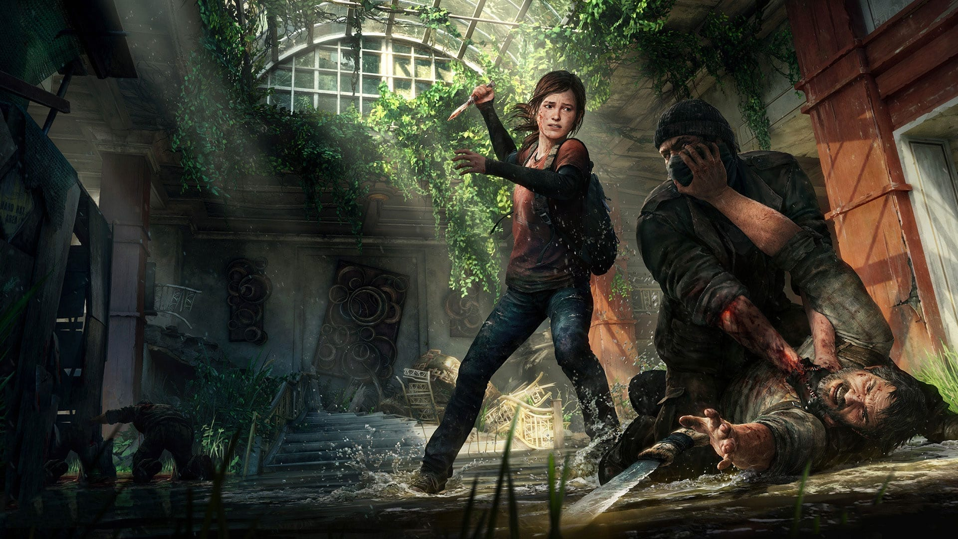 The Last of Us PS5 remake