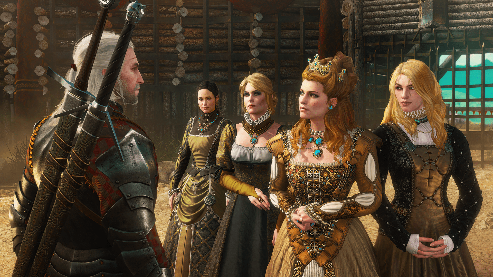 The Witcher 3 Blood And Wine Promo