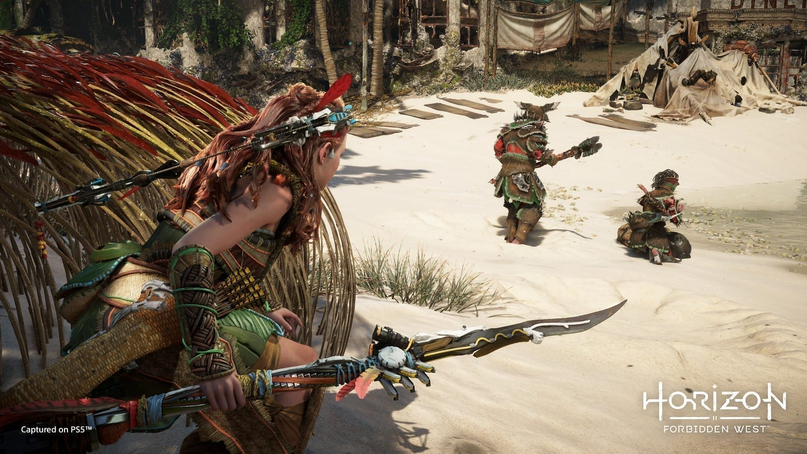 Horizon Forbidden West State of Play Shows Off Brand New Gameplay