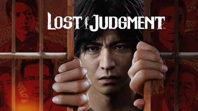 Lost Judgment key art
