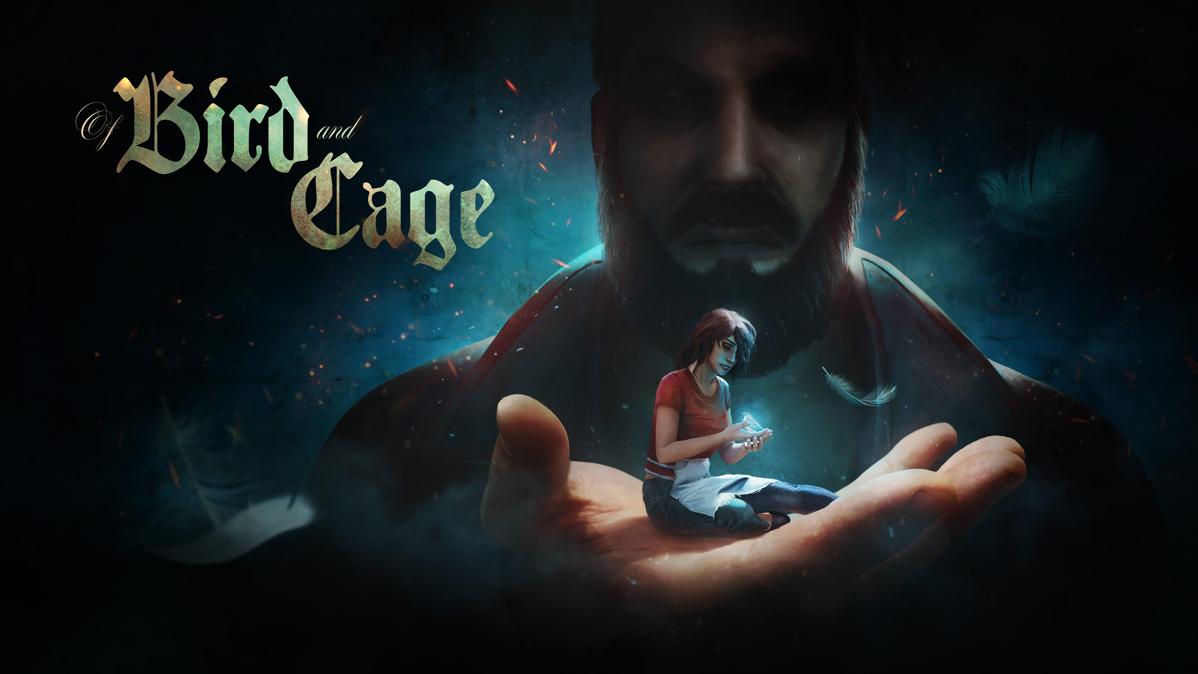 Of Bird and Cage Key Art