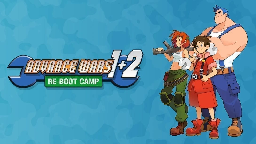 Advance Wars Re Boot Camp