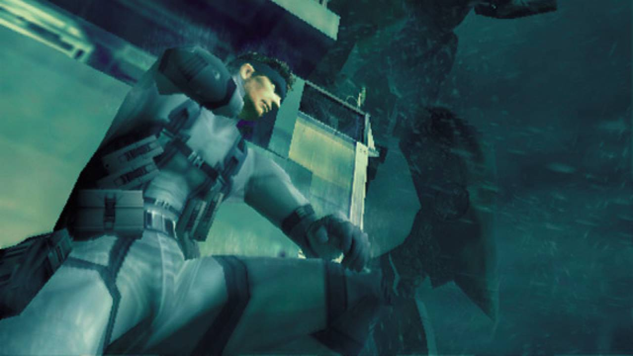 E3 Top 10 Metal Gear Solid 2 Changes Everything At E3 2000