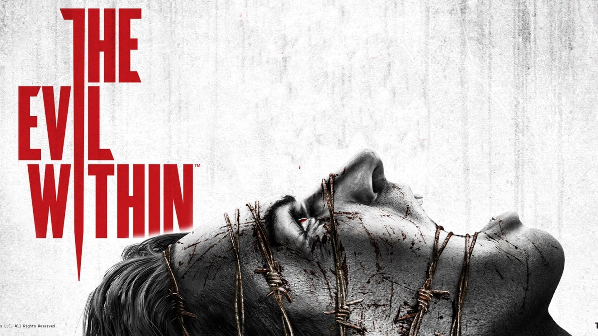 evil within survival horror action fighting 1ewith dark zombie monster blood wallpaper 2