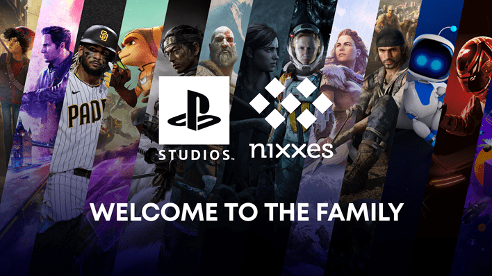 Nixxes Software joins the PlayStation Studios family
