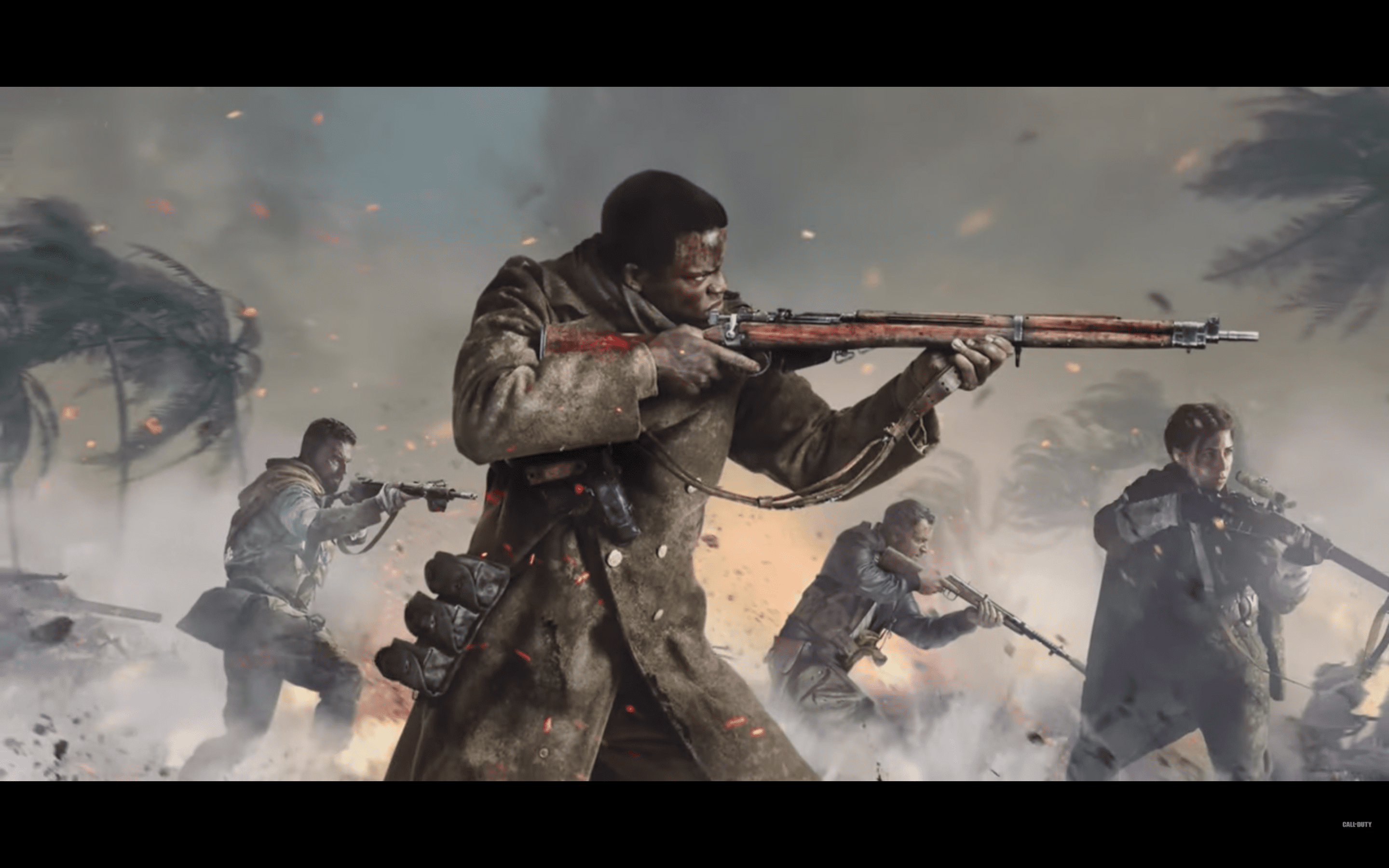 Call Of Duty: Vanguard To Be Revealed In Warzone August 19.