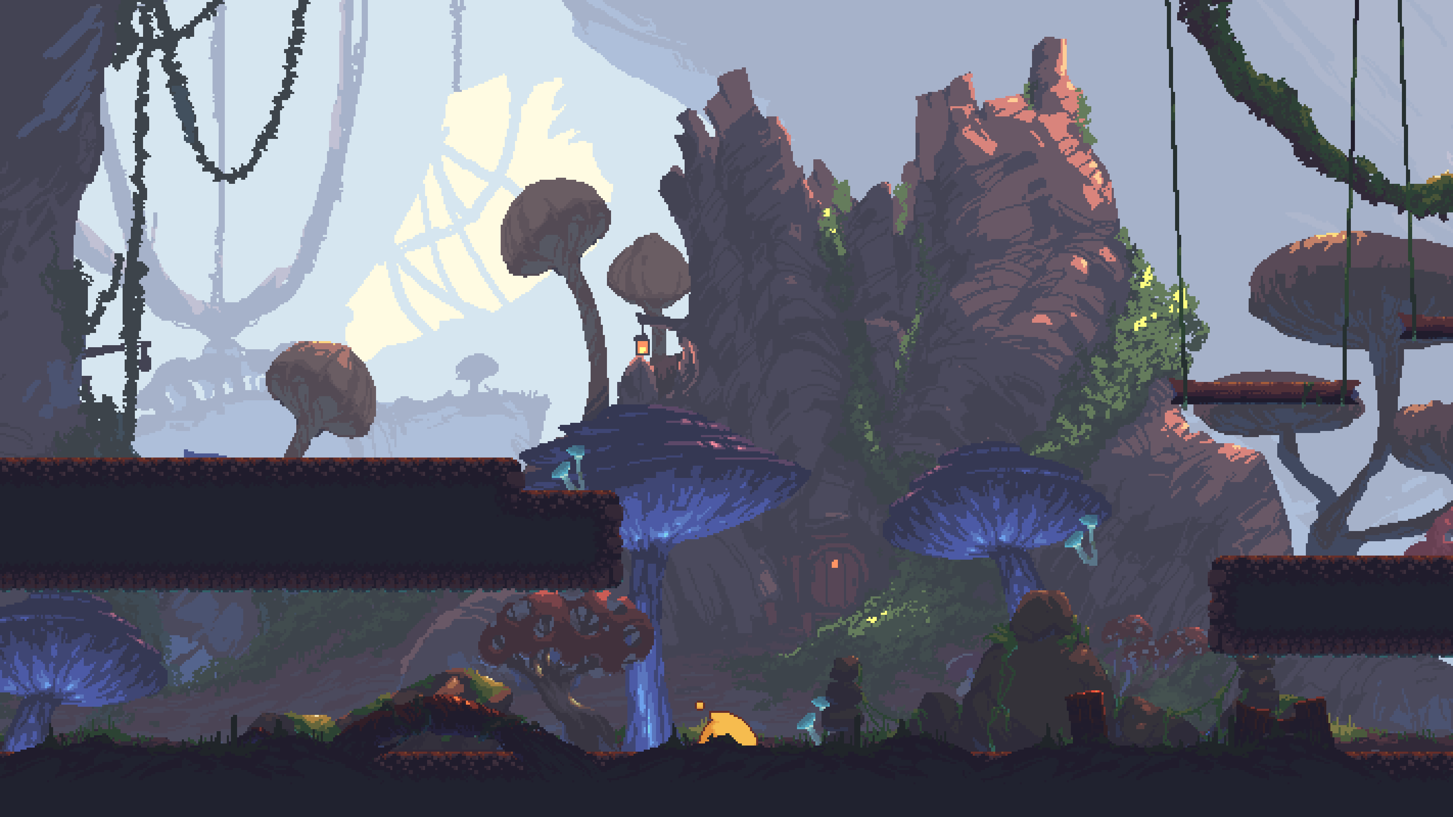 The Flavares Forest Tileset