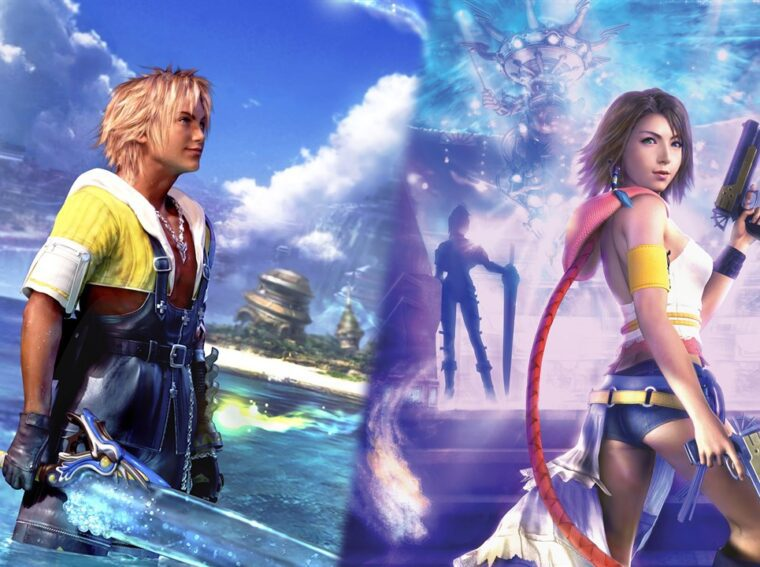 FFX Cover