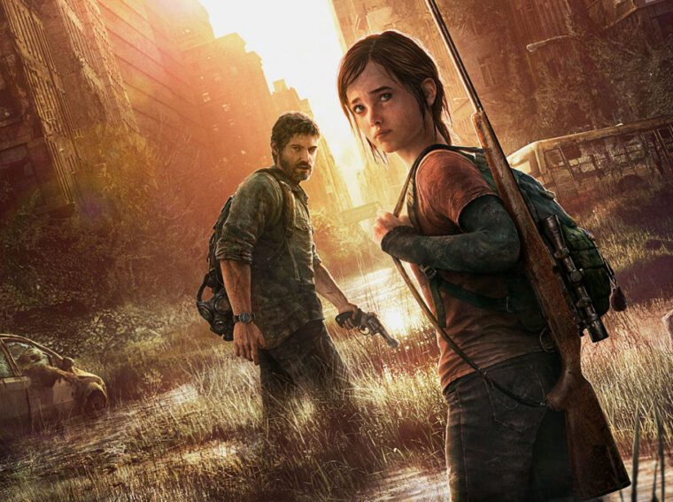 HBO Share First Image Of Joel and Ellie From The Last Of Us Series.