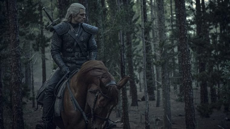 Henry Cavill Talks About Transforming Into Geralt
