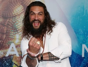 Jason Momoa Will be Frosty the Snowman