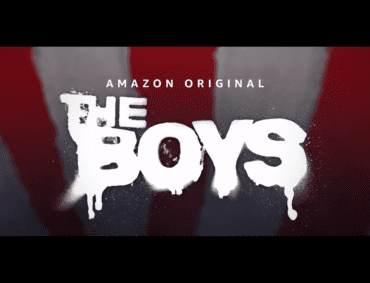 A Gold Supe Revealed As Season 3 Of The Boys Begins Filming.