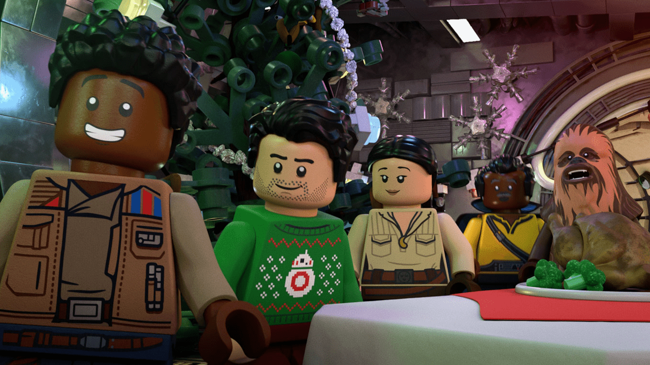 Lego Star Wars Holiday Special Coming This November