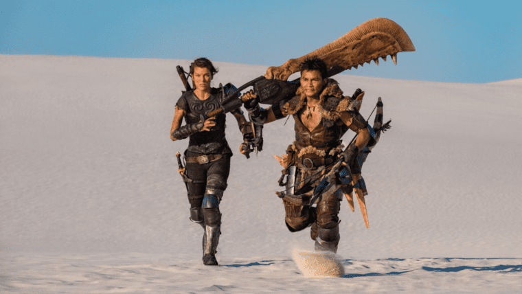 First Monster Hunter Film Trailer Is...Well, Full of Monsters