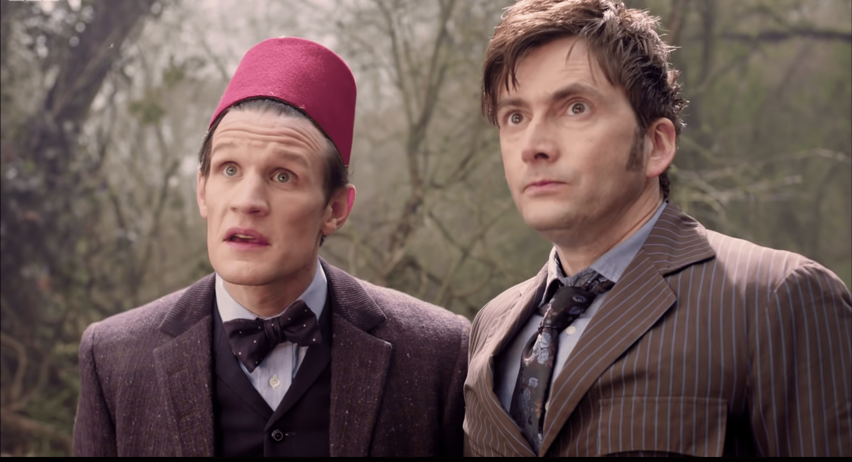 The Day of the Doctor.