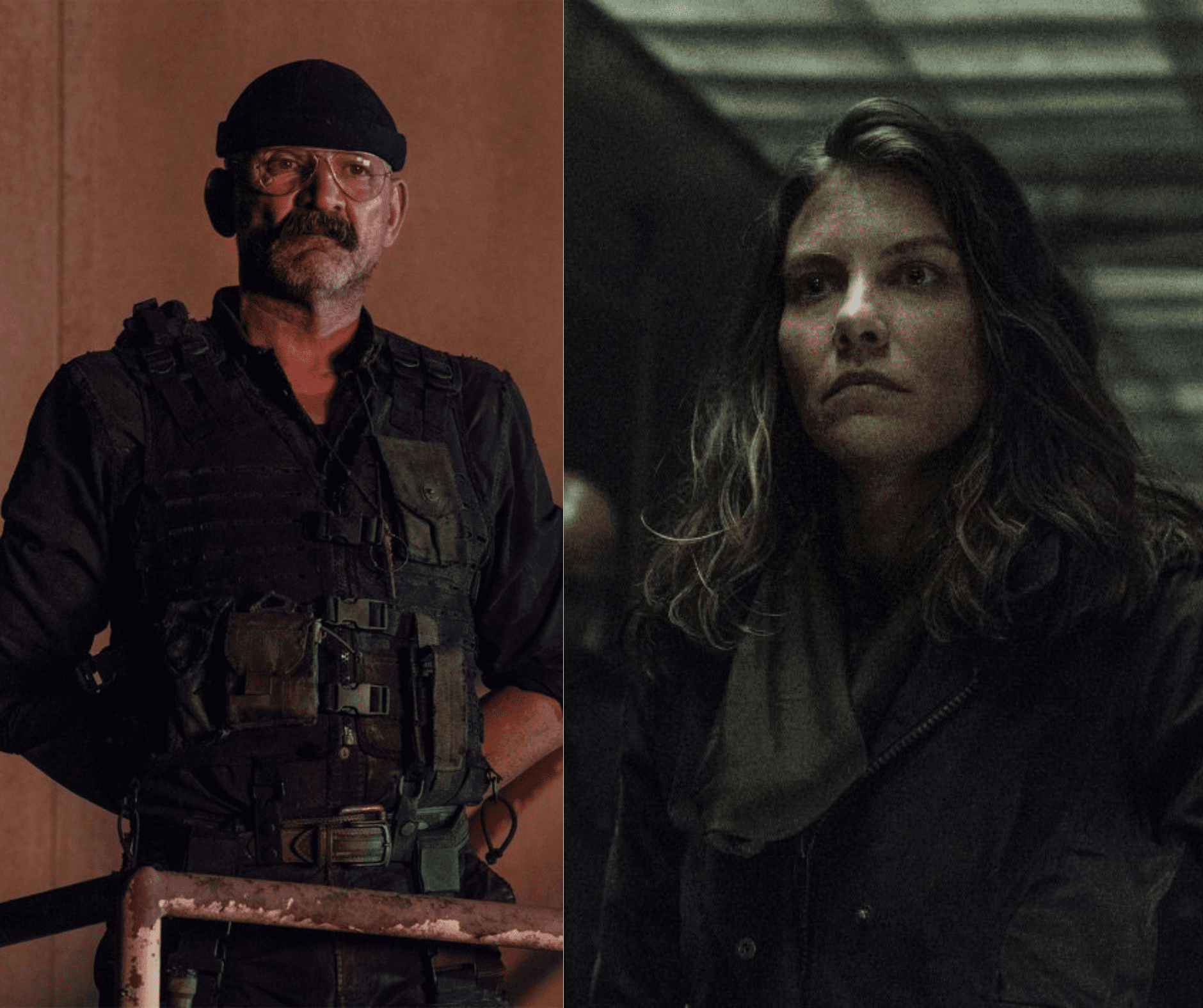 The Walking Dead Season 11 Casts Ritchie Coster As Pope.